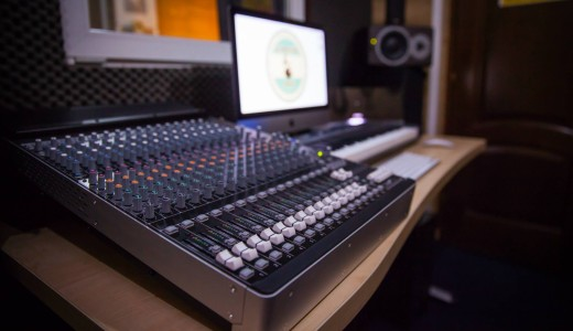 Studio inregistrari profesional Bucuresti
