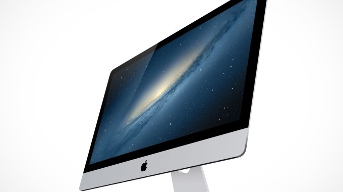 iMac i5 Haswell GreenVille Music