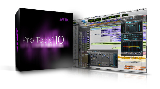 ProTools 10 GreenVille Music