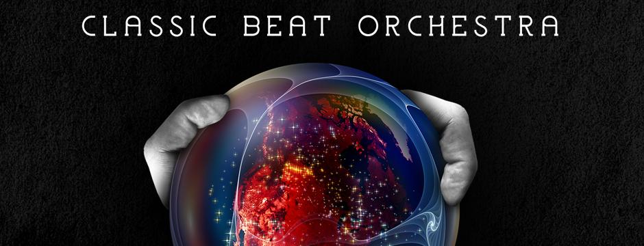 "Classic Beat Orchestra - Album ""Finger Trips"""