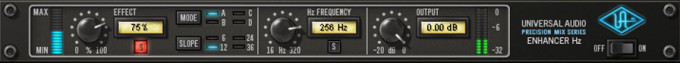 Precision Enhancer Hz Plug-In