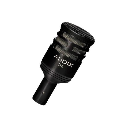 Audix D6 - Studio inregistrari Bucuresti